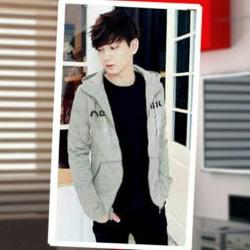 Men Jacket Obvious Grey
