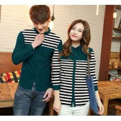 Line Tosca - Baju / Kemeja / Fashion / Couple / Pasangan / Pesta / Kasual