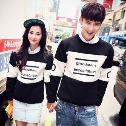 Sweater Grand - Mantel / Busana / Fashion / Couple / Pasangan / Babyterry / Kasual