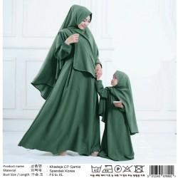 MK Khadeja - Busana / Baju / Fashion / Gamis / Ibu Anak / Muslim / Syari