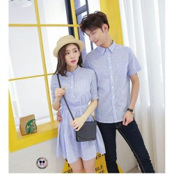 Montpellier - Dress / Busana / Fashion / Couple / Pasangan / Kasual / Tren