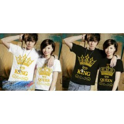 King Queen Crown