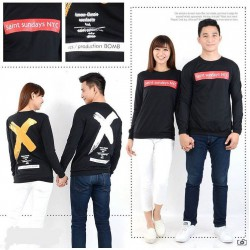 Sweater Sunday NYC - Sweater Couple / Supplier Couple / Pasangan / Fashion Couple