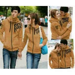 Jacket Mocca Qing