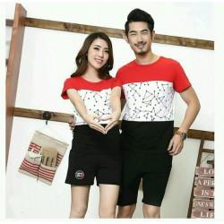 OB Rasi Bintang - Kaos Couple / Busana / Pasangan / Supplier / Grosir / Couple