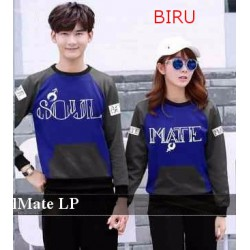 Sweater Soulmate - Sweater Couple / Baju Pasangan / Supplier Couple