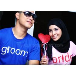 OB Groom Bride